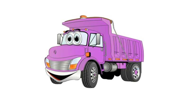 Mind-reading and Purple Dump Trucks